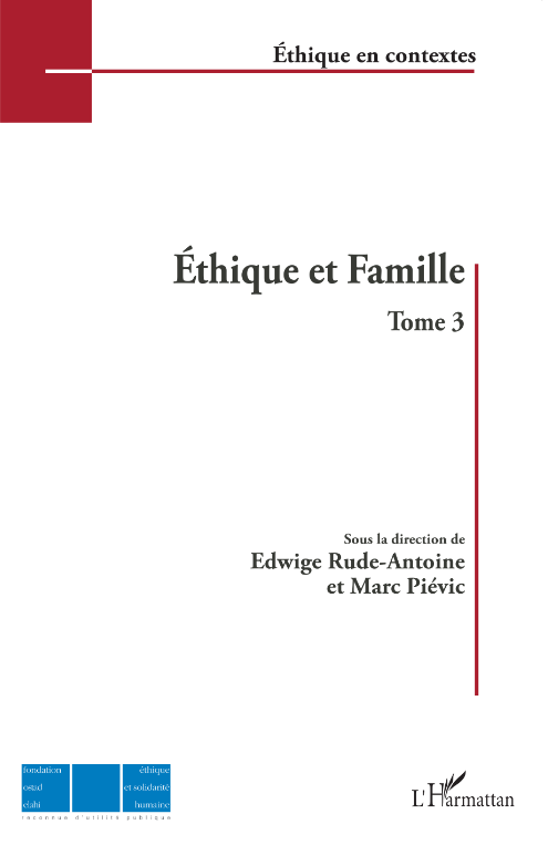 Éthique et Famille -Tome 3 Image