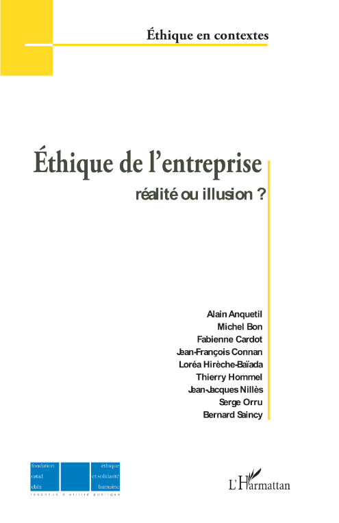 Éthique de l'entreprise : réalité ou illusion ? Image