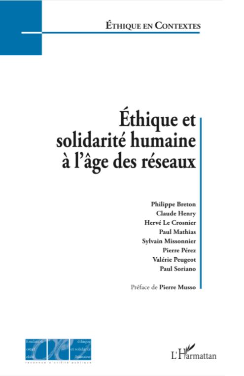 Éthique et solidarité humaine à l'âge des réseaux Image