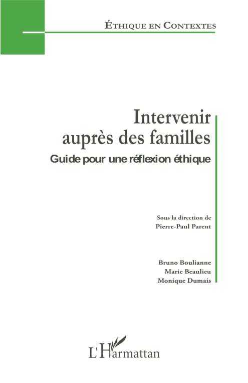 Intervenir auprès des familles Image