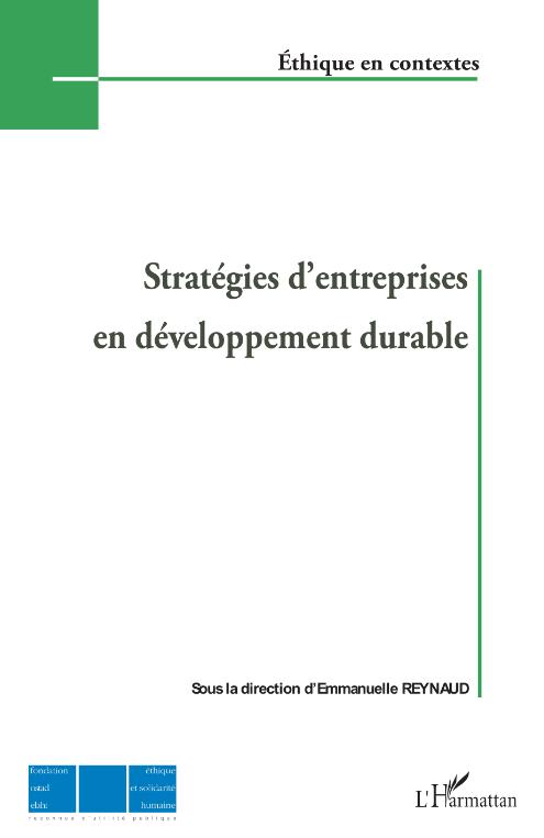 Stratégies d'entreprises en développement durable Image