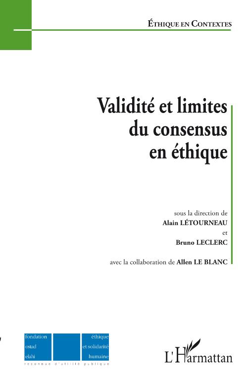 Validité et limites du consensus en éthique Image