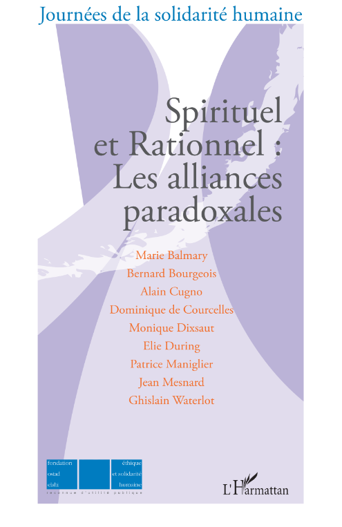 Spirituel et rationnel – les alliances paradoxales Image