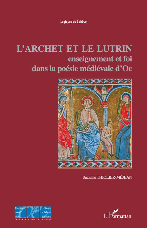 L'archet et le lutrin Image